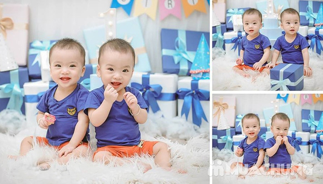 Gói chụp ảnh đẹp lung linh cho bé và gia đình tại Candy Studio - 24
