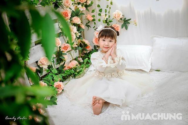 Gói chụp ảnh đẹp lung linh cho bé và gia đình tại Candy Studio - 21