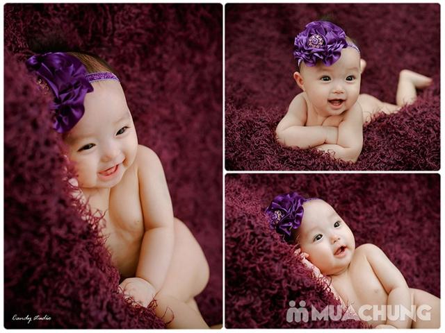 Gói chụp ảnh đẹp lung linh cho bé và gia đình tại Candy Studio - 23