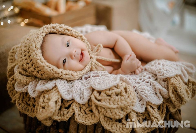 Gói chụp ảnh đẹp lung linh cho bé và gia đình tại Candy Studio - 18