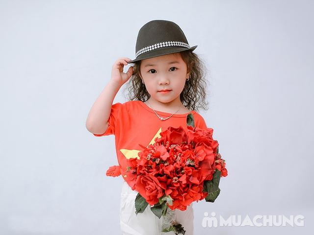 Gói chụp ảnh đẹp lung linh cho bé và gia đình tại Candy Studio - 22