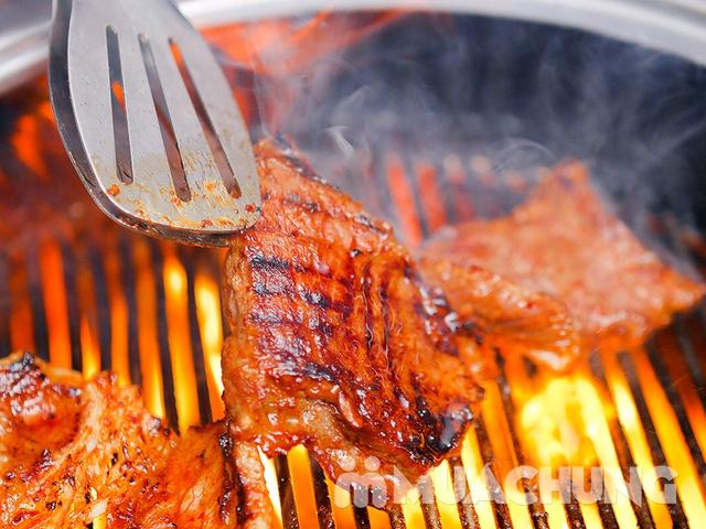 Giá sốc_Buffet nướng lẩu mới siêu hấp dẫn tại Nhà hàng Habit BBQ menu Wow - 20
