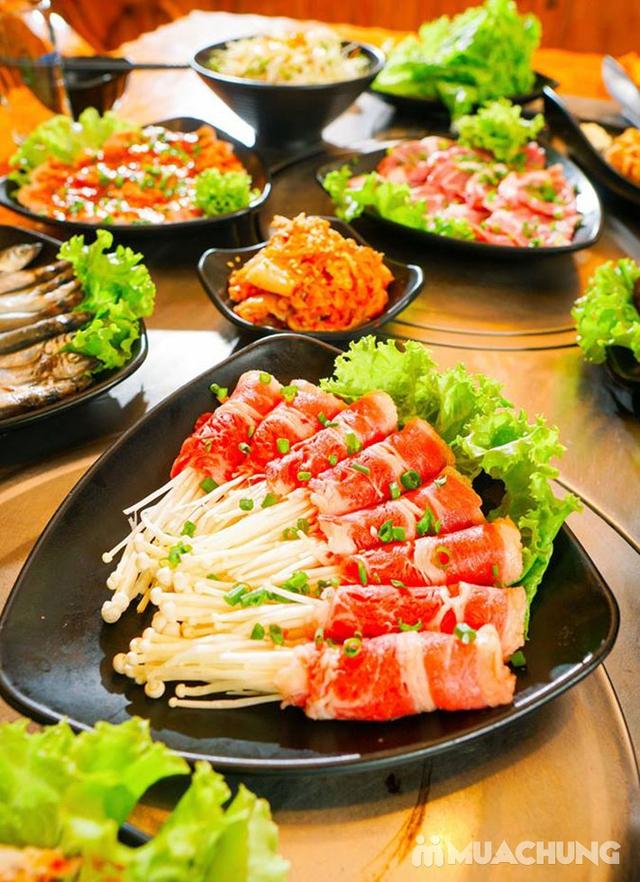 Buffet nướng Hàn Quốc ăn thả ga tại Nhà hàng Moon BBQ - 14
