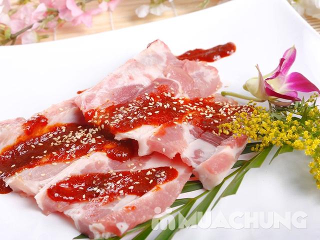 Giá sốc_Buffet nướng lẩu mới siêu hấp dẫn tại Nhà hàng Habit BBQ menu Wow - 29