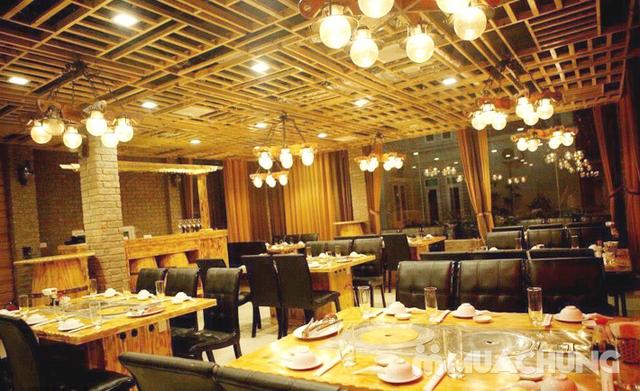 Buffet Lẩu Hải sản bò Mỹ và Sushi tại Nhà hàng Moon BBQ - 13