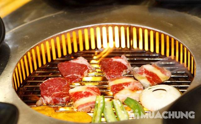 Buffet nướng Hàn Quốc ăn thả ga tại Nhà hàng Moon BBQ - 16