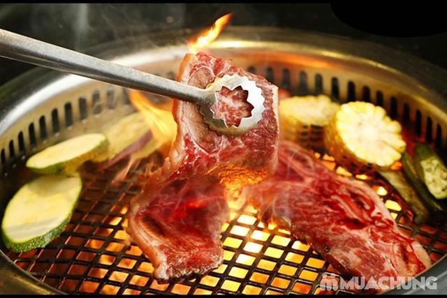 (Chỉ 99K) Butffet Nướng than hoa tại Nhà hàng Lẩu Hội Quán Hoàng Cầu - Menu 169K - 5