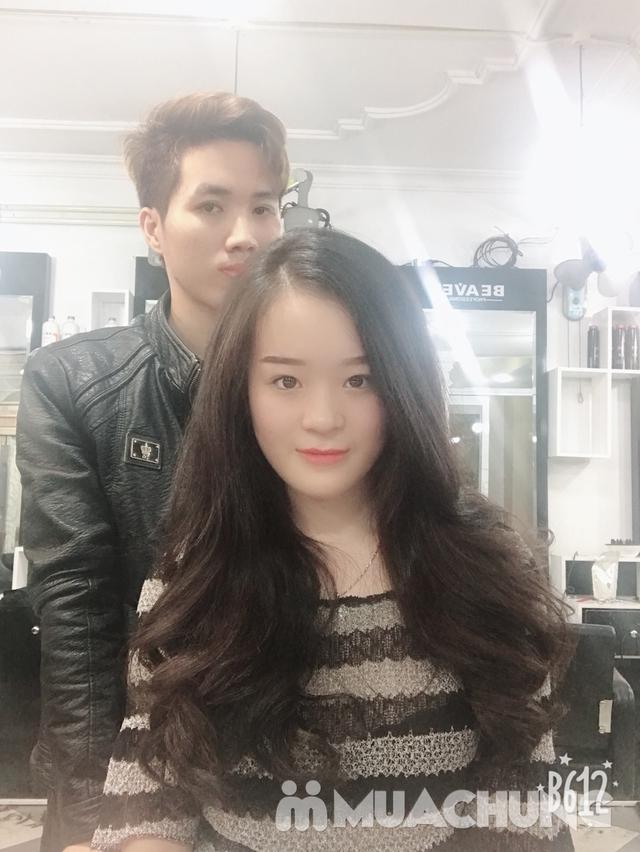 Tạo kiểu và giữ chuẩn phom đẹp như ý tại Hà An Hair Salon Tôn Thất Tùng - 9