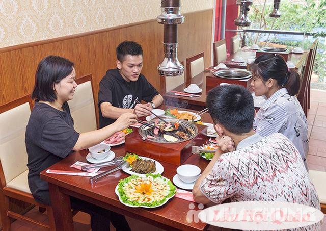 (Chỉ 99K) Butffet Nướng than hoa tại Nhà hàng Lẩu Hội Quán Hoàng Cầu - Menu 169K - 15