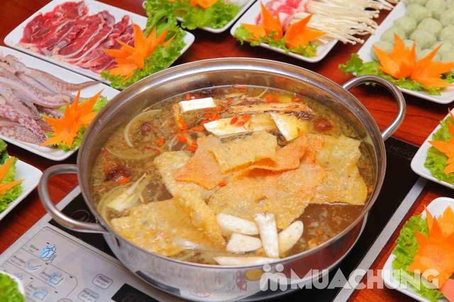 Butffet Nướng + Combo Lẩu 6 vị tại Nhà hàng Lẩu Hội Quán Hoàng Cầu - 15
