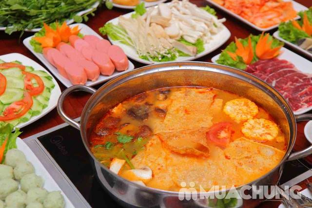 Butffet Nướng + Combo Lẩu 6 vị tại Nhà hàng Lẩu Hội Quán Hoàng Cầu - 16