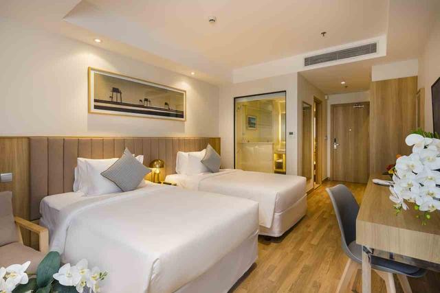 Nagar Hotel Nha Trang 4*- ngay trung tâm TP + Ăn sáng Buffet - 9
