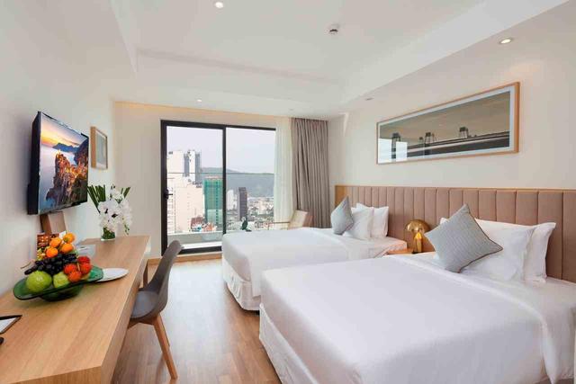 Nagar Hotel Nha Trang 4*- ngay trung tâm TP + Ăn sáng Buffet - 8