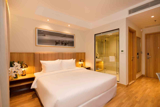 Nagar Hotel Nha Trang 4*- ngay trung tâm TP + Ăn sáng Buffet - 5