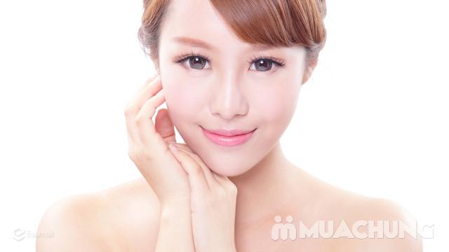 Trị mụn, xóa thâm, đưa tinh chất Collagen C+ tại Doctor Skin Spa  - 1