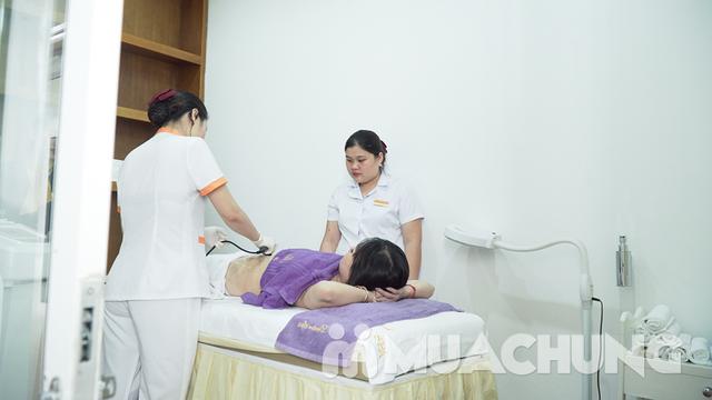 Chăm sóc da mặt, massage đá nóng tại Doctor Spa - 10