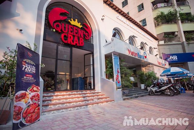 Voucher giảm giá tại NH QUEEN'S CRAB - Crab & Seafood Restaurant thiên đường cua ngon cho mọi nhà - 2
