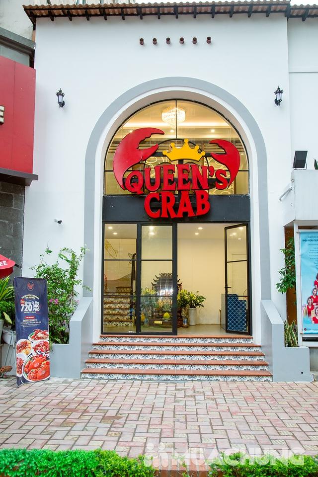 Voucher giảm giá tại NH QUEEN'S CRAB - Crab & Seafood Restaurant thiên đường cua ngon cho mọi nhà - 1