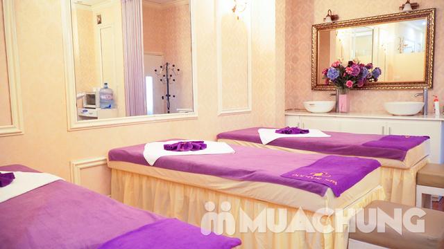 Chăm sóc da mặt, massage đá nóng tại Doctor Spa - 9