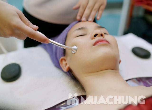 Chăm sóc da mặt, massage đá nóng tại Doctor Spa - 11