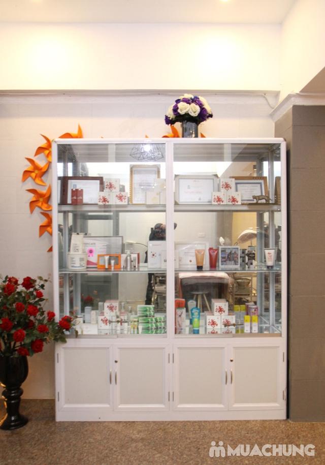 Trọn gói 06 lần thải độc, khử chì, phun Oxy Jet Ttrẻ hóa da - Doctor Skin Spa - 16