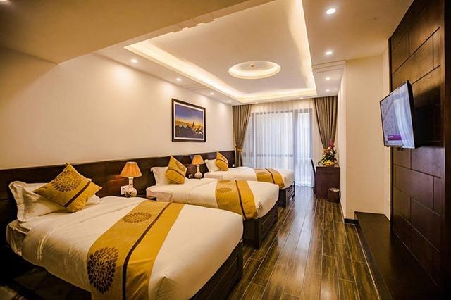 Khách Sạn Green Sapa 4* - 5