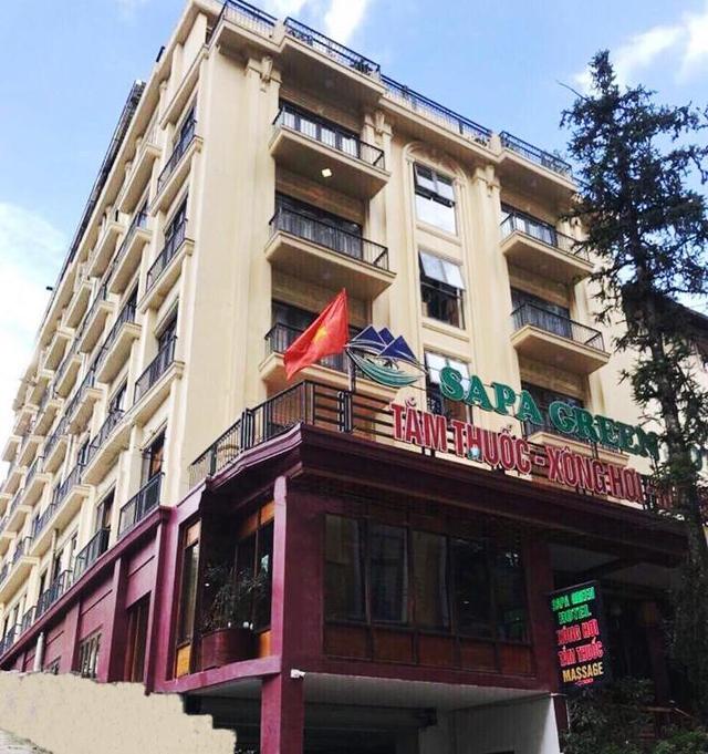 Khách Sạn Green Sapa 4* - 15