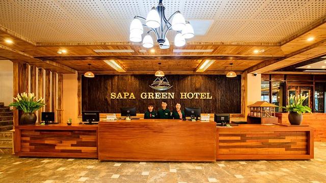 Khách Sạn Green Sapa 4* - 1