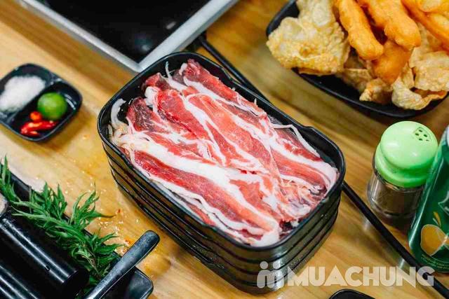 HOT - Buffet lẩu bò Úc ăn thả ga tại NH Năm Thành - 12