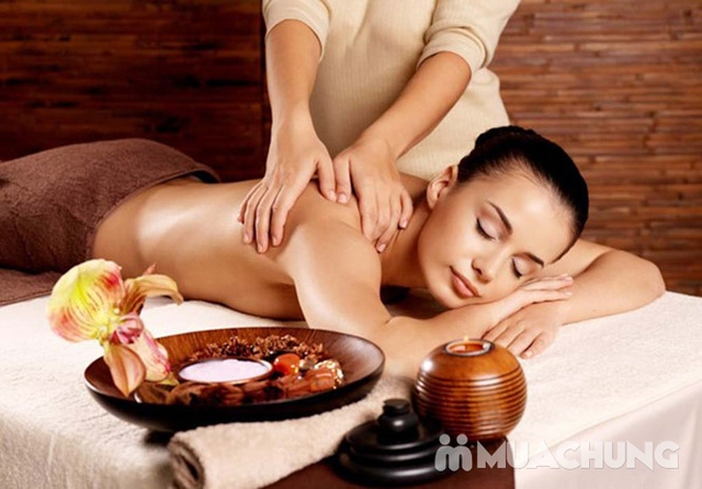75 phút Massage Body Nhật Bản, thư giãn toàn thân tại Queen Spa - 7
