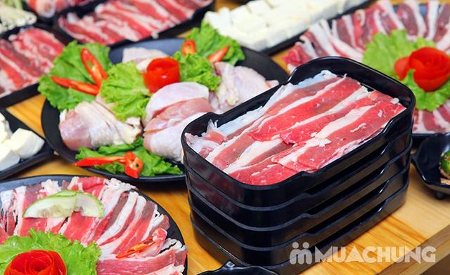 Ăn thả ga buffet lẩu bò Mỹ + nhiều món ăn kèm tại Buffet Ngon 38 Ngọc Khánh - 18