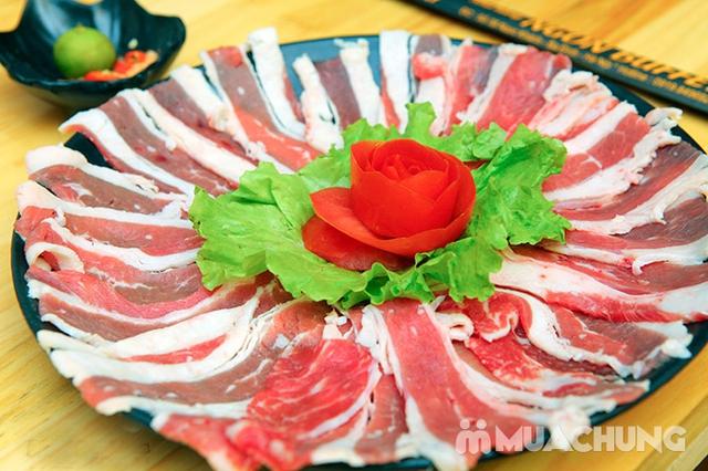 Ăn thả ga buffet lẩu bò Mỹ + nhiều món ăn kèm tại Buffet Ngon 38 Ngọc Khánh - 25
