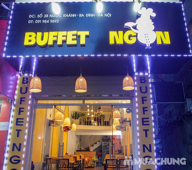 Ăn thả ga buffet lẩu bò Mỹ + nhiều món ăn kèm tại Buffet Ngon 38 Ngọc Khánh - 32