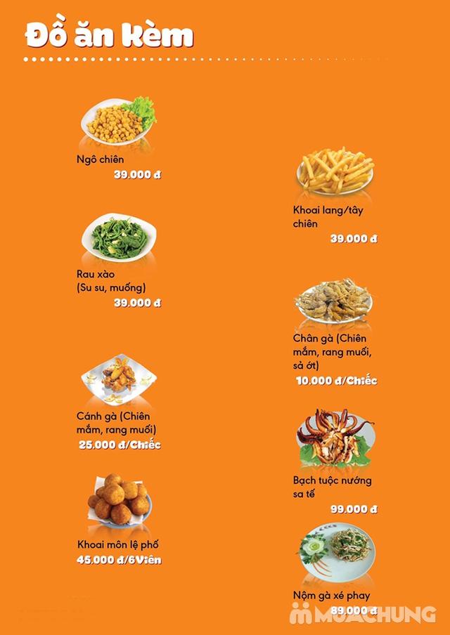 Ăn thả ga buffet lẩu bò Mỹ + nhiều món ăn kèm tại Buffet Ngon 38 Ngọc Khánh - 39
