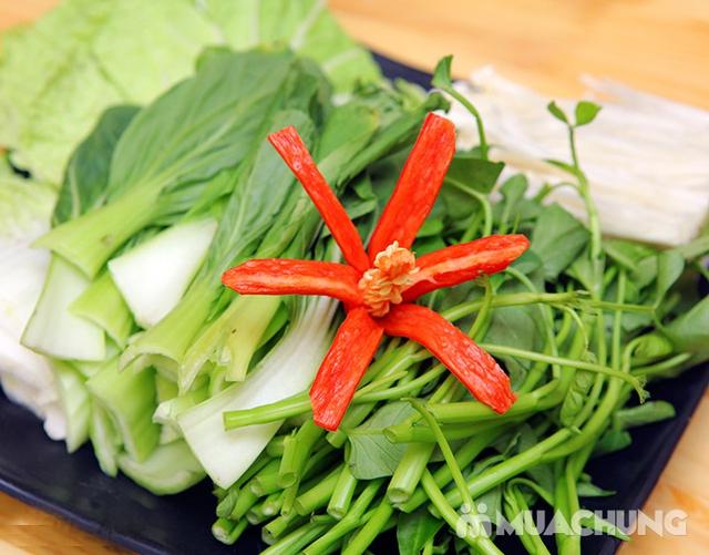 Ăn thả ga buffet lẩu bò Mỹ + nhiều món ăn kèm tại Buffet Ngon 38 Ngọc Khánh - 29