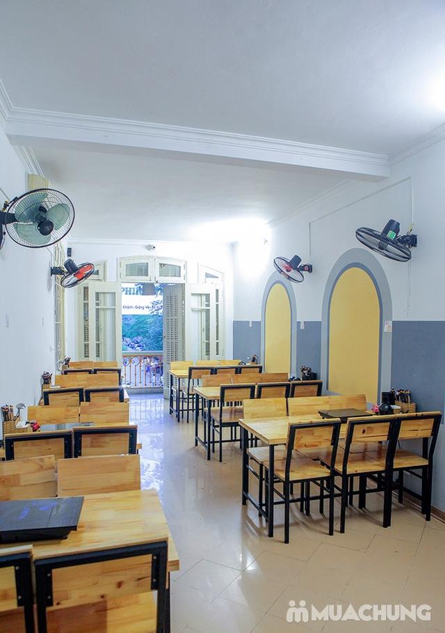 Ăn thả ga buffet lẩu bò Mỹ + nhiều món ăn kèm tại Buffet Ngon 38 Ngọc Khánh - 35