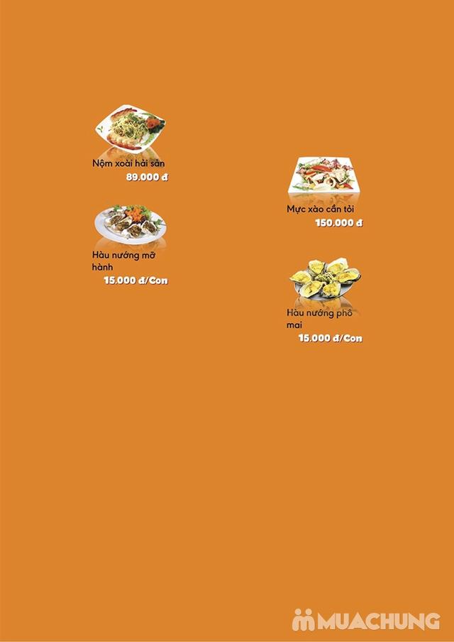 Ăn thả ga buffet lẩu bò Mỹ + nhiều món ăn kèm tại Buffet Ngon 38 Ngọc Khánh - 41