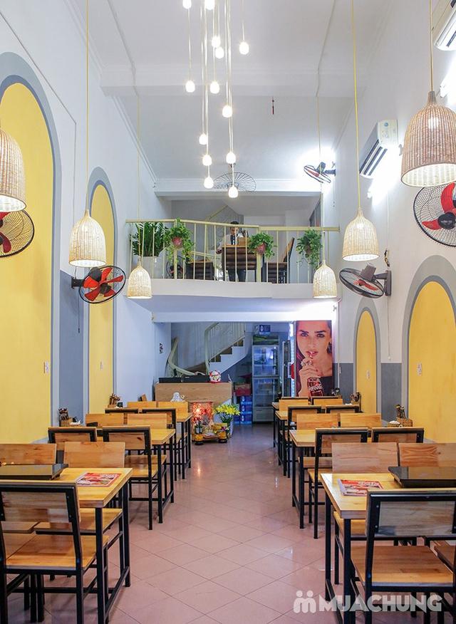 Ăn thả ga buffet lẩu bò Mỹ + nhiều món ăn kèm tại Buffet Ngon 38 Ngọc Khánh - 34