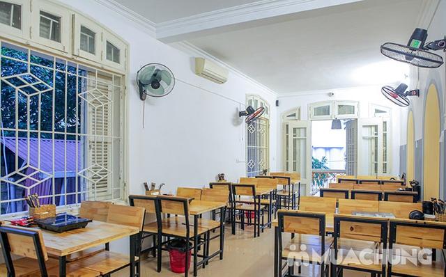 Ăn thả ga buffet lẩu bò Mỹ + nhiều món ăn kèm tại Buffet Ngon 38 Ngọc Khánh - 33