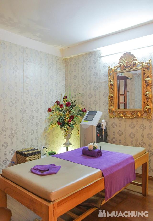 Chăm sóc da chuyên sâu bằng oxy tinh khiết, massage đá nóng 70 phút - 15 bước tại Art Spa - 11