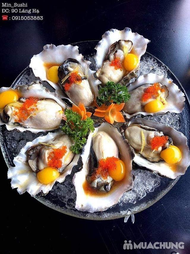 Thưởng thức tinh hoa ẩm thực Nhật tại Nhà hàng Min Sushi 90 Láng Hạ - 26