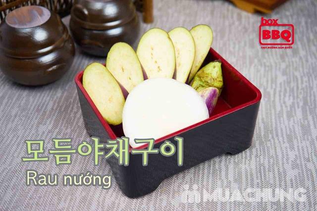 Thưởng thức Buffet Nướng Chuẩn Vị Hàn Tại Box BBQ- 착한고기 - 12