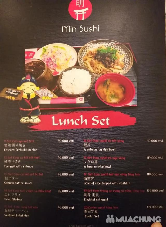 Thưởng thức tinh hoa ẩm thực Nhật tại Nhà hàng Min Sushi 90 Láng Hạ - 17