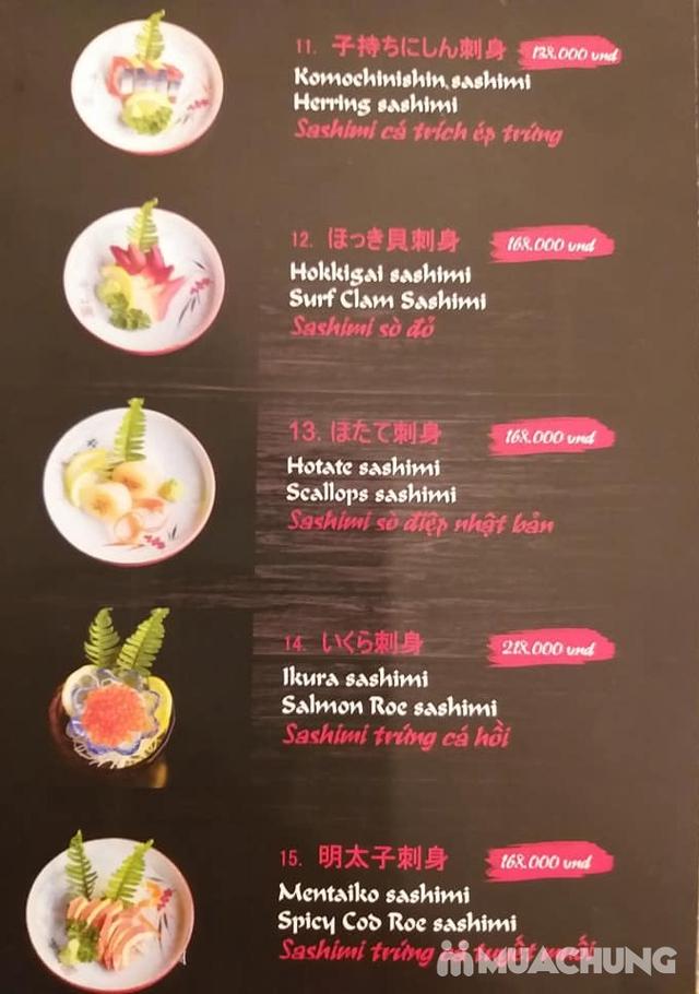 Thưởng thức tinh hoa ẩm thực Nhật tại Nhà hàng Min Sushi 90 Láng Hạ - 13
