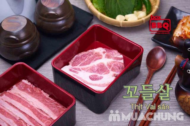 Thưởng thức Buffet Nướng Chuẩn Vị Hàn Tại Box BBQ- 착한고기 - 6