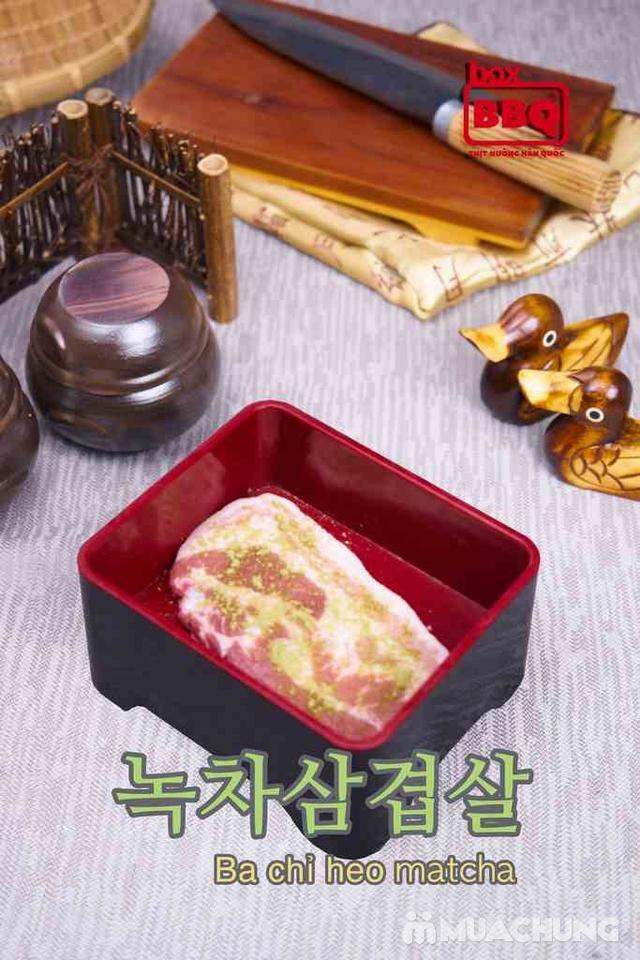 Thưởng thức Buffet Nướng Chuẩn Vị Hàn Tại Box BBQ- 착한고기 - 7