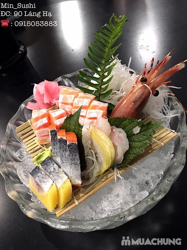 Thưởng thức tinh hoa ẩm thực Nhật tại Nhà hàng Min Sushi 90 Láng Hạ - 43