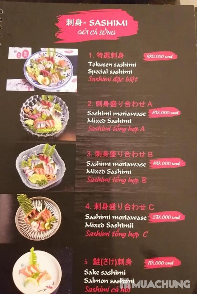 Thưởng thức tinh hoa ẩm thực Nhật tại Nhà hàng Min Sushi 90 Láng Hạ - 1