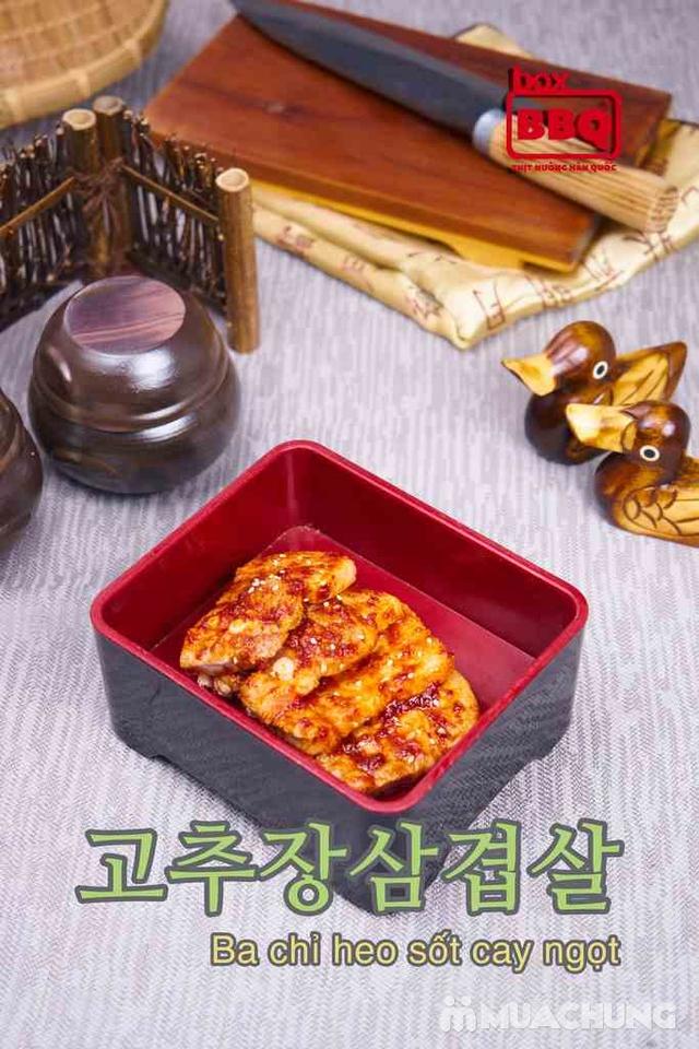 Thưởng thức Buffet Nướng Chuẩn Vị Hàn Tại Box BBQ- 착한고기 - 5