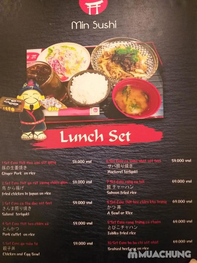 Thưởng thức tinh hoa ẩm thực Nhật tại Nhà hàng Min Sushi 90 Láng Hạ - 16